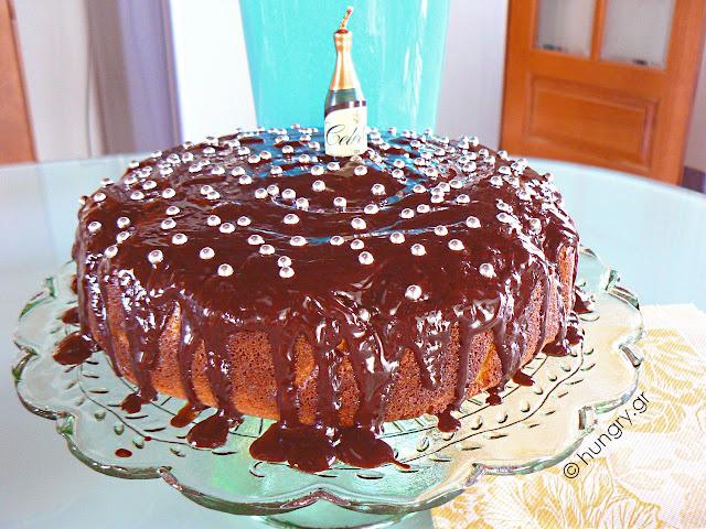 Almond Cake, Flourless-Low Carb