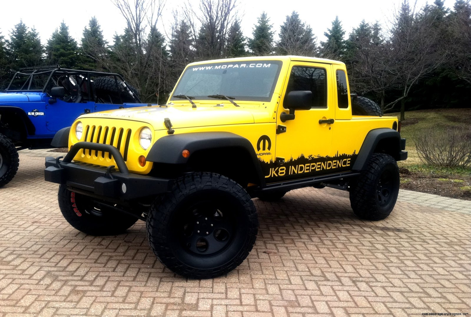 Jeep Unlimited Truck Conversion Kit