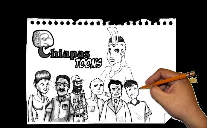 Chiapas Toons