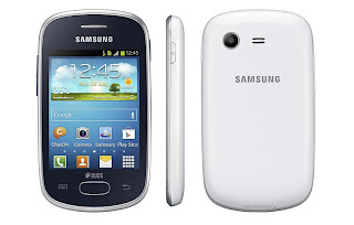 Hp Android Jelly Bean Samsung Galaxy Star