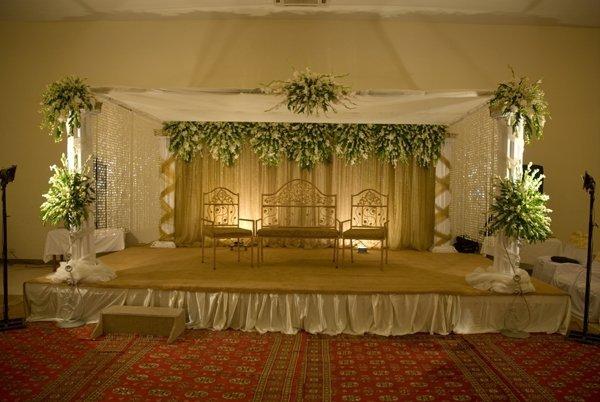 wedding sage in pakistan