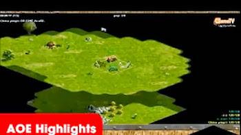 AOE Highlights, Trận Đấu Kinh Điển Đánh 9BA Khi Lên Đời 3 của X Man