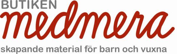 Butiken Medmera - pyssel, hobbymaterial, barnkalas, möhippor - det här är vår pysselblogg!
