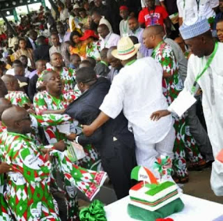 Walk Out, Street Fight And Division Wrecks PDP Special Convention
