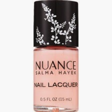 Back to Basics: Salma Hayek Blush Peony Nail Lacquer
