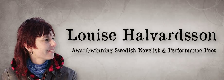 Louise Halvardsson