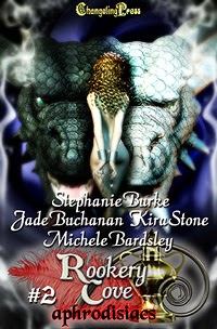 Make Mine a Double is a dragon MMF erotica story by Michele Bardsley.