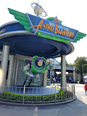 Buzz Lightyear's Astro Blasters Hong Kong Disneyland