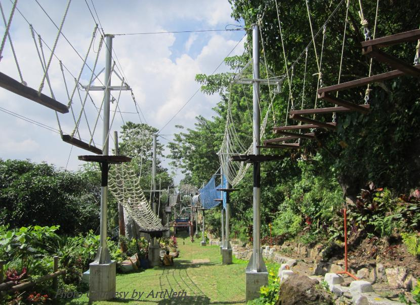 Mountain View Nature 39 S Park Busay Cebu City Cebu Traveling In The Philippines