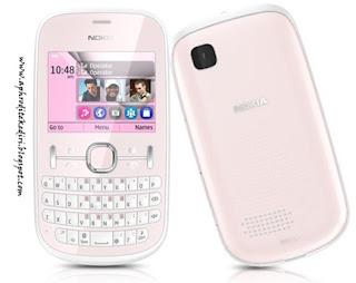 Spesifikasi Nokia Asha 200