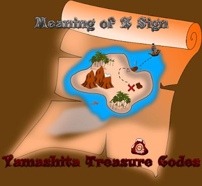 Meaning of X Yamashita Code