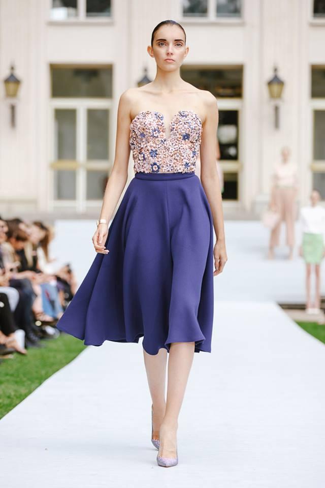 Marina Hoermanseder Spring 2016 Berlin Fashion Week
