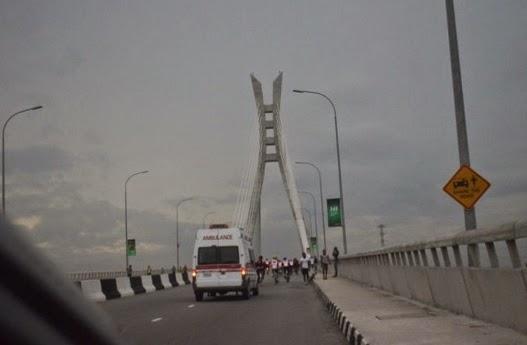 dead man lekki bridge