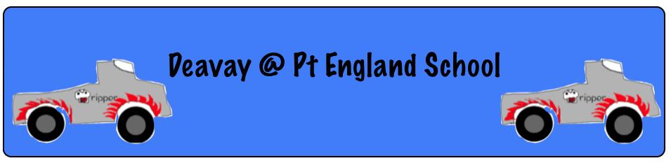 Deavay @ Pt England School