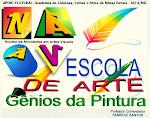 ESCOLA DE ARTE GÊNIOS DA PINTURA - MANHUAÇU/MG