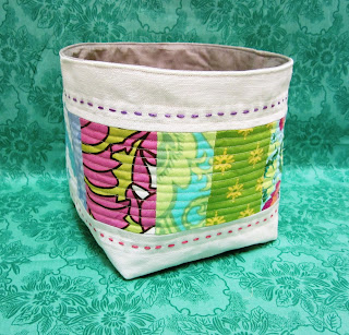 Fabric Basket Swap