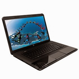 laptop murah berkualitas - HP Notebook 1000-1431TU - Black