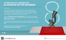 VIII edición de los Premios Internacionales 20Blogs 2013 | The 8th '20Blogs International Awards'