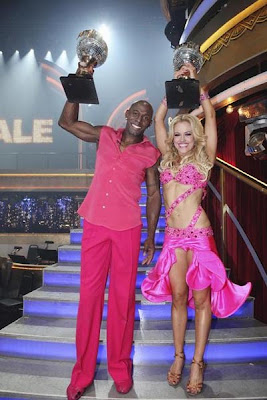 Dancing with the Stars Winner, Donald Driver
