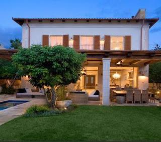 Fotos de terrazas terrazas y jardines dise o de terrazas for Casas con balcon y terraza
