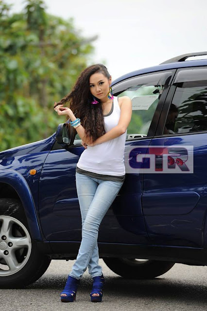 Thinzar Nwe Win - Myanmar Model