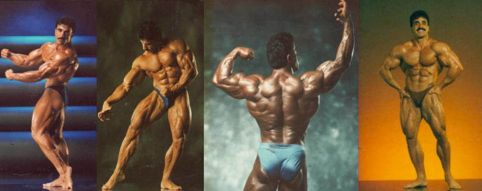 Bodybuilding champions samir bannout 1983 mr olympia the lion of