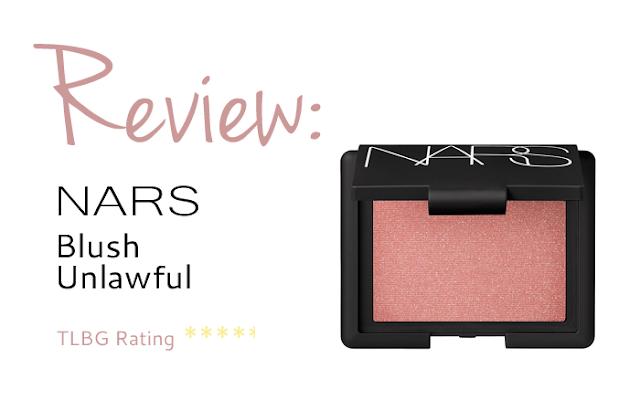 Review: NARS Blush Unlawful
