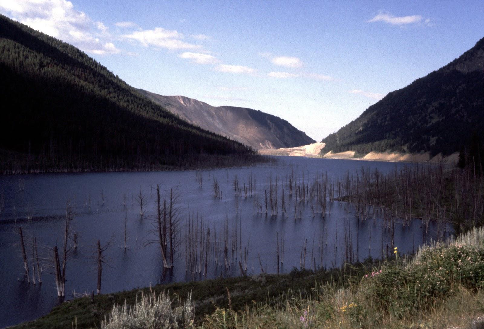 Earthquake Lake