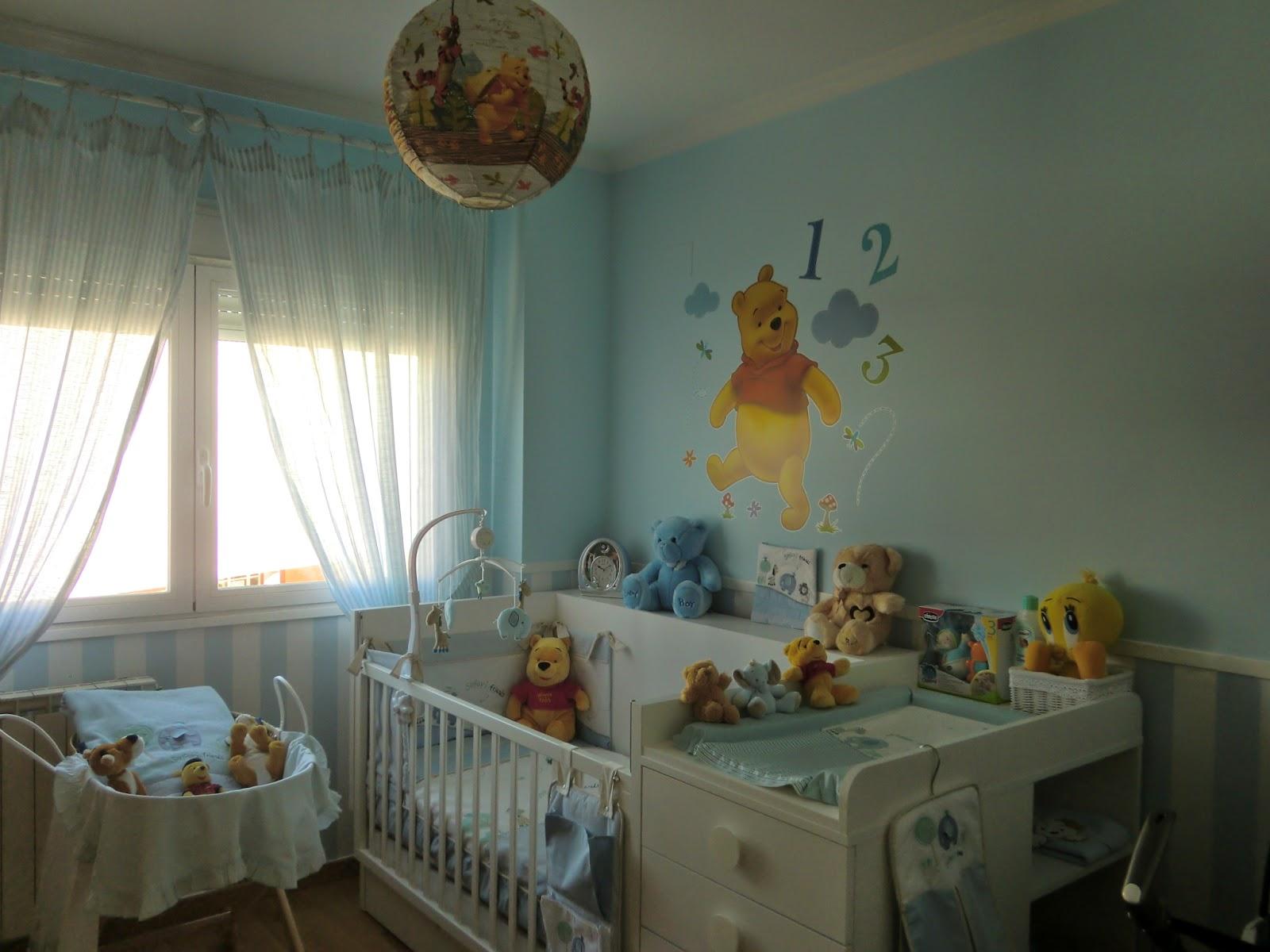habitaciones bebe idea de habitacion winnie pooh