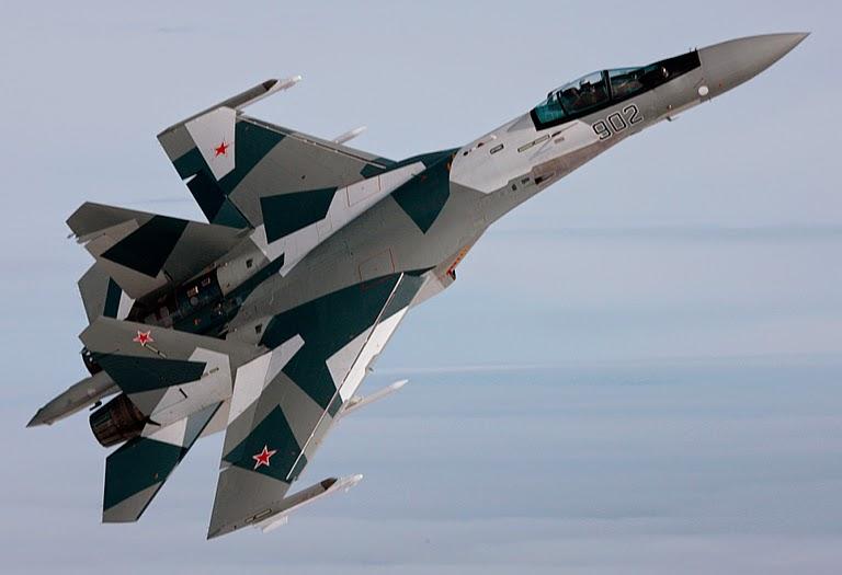 Pesawat Tempur Su-35S