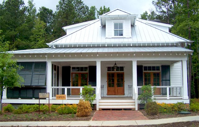Southern cottage house plans with photos ayanahouse Southern living builders
