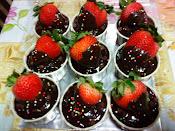 Cupcake Fresh Fruit RM35.00