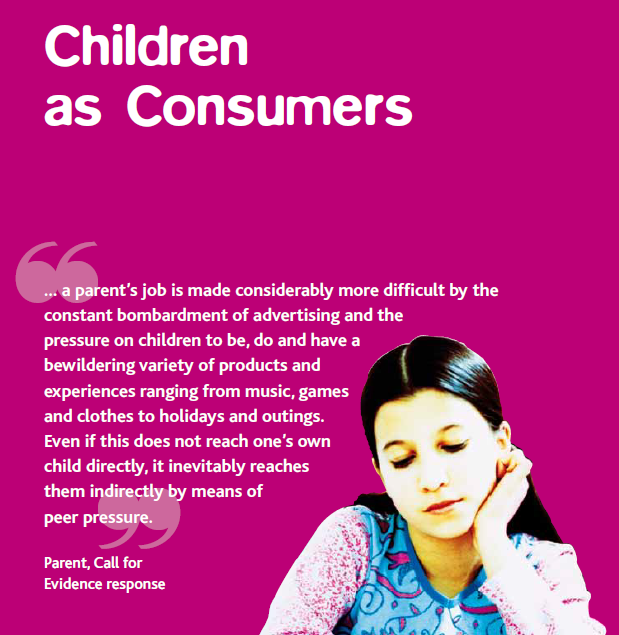 essay advertising techniques target children Caring for children in the media age, papers from young children are increasingly the target of advertising children's advertising covers all types.
