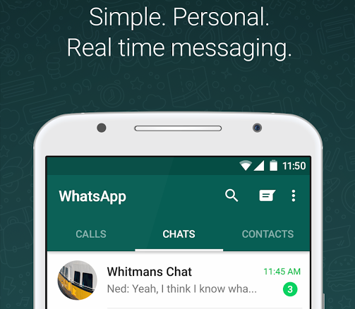 WhatsApp Messenger Apk v2.12.429 Latest Version For Android