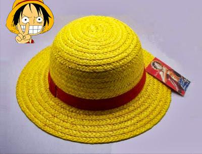 Los 10 sombreros mas famosos del cine y la television - Luffy One Piece