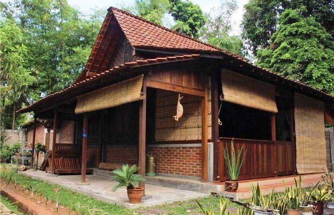 Rumah Adat Khas Provinsi Jawa Barat