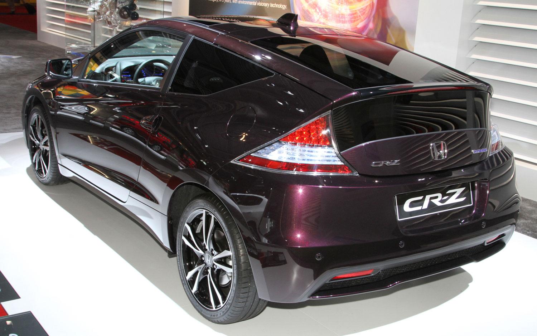 Honda 2013 honda crz : 2013 Honda CR-Z - Automotive