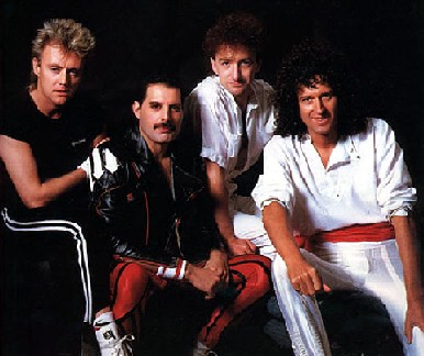 ABC sorrendben: együttesek, énekesek - képes játék - Page 4 Queen