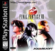 Free Download Games Final Fantasy VIII DISK 3 PSX ISO Full Version