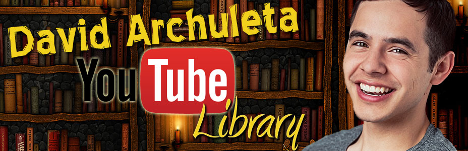 David Archuleta Youtube Library