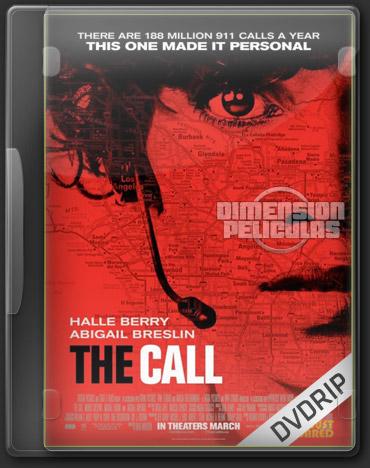 The Call (DVDRip Español Latino) (2013)