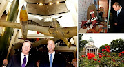 WILLIAM RE-OPENS IMPERIAL WAR MUSEUM