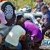[leia] Capotamento de veículo deixa vítima presa às ferragens na BR - 405.