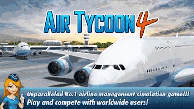 Air Tycoon 4 full Apk