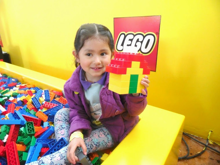 CONSTRUYE TU IMAGINACIÓN CON LEGO EN EL PAPALOTE MUSEO DEL NIÑO