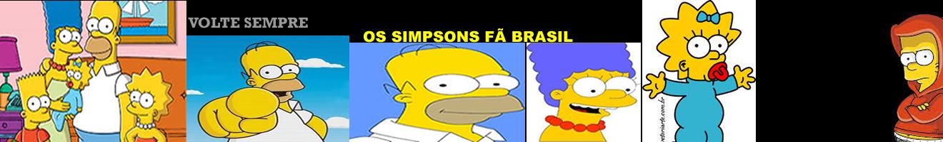 Os Simpsons fã Brasil