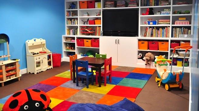 Psicoterapia Infantil: Cuarto de Juegos