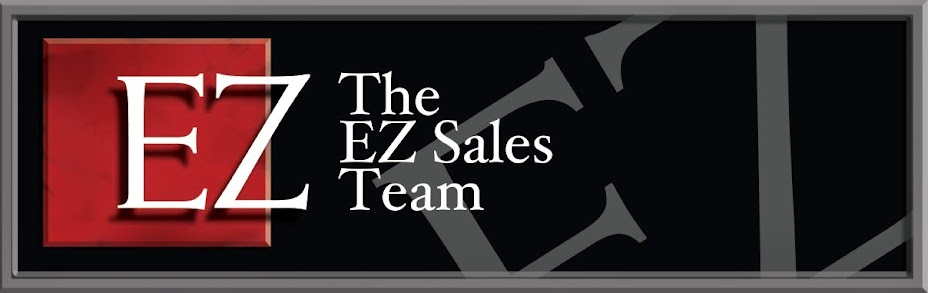 The EZ Sales Team Blog