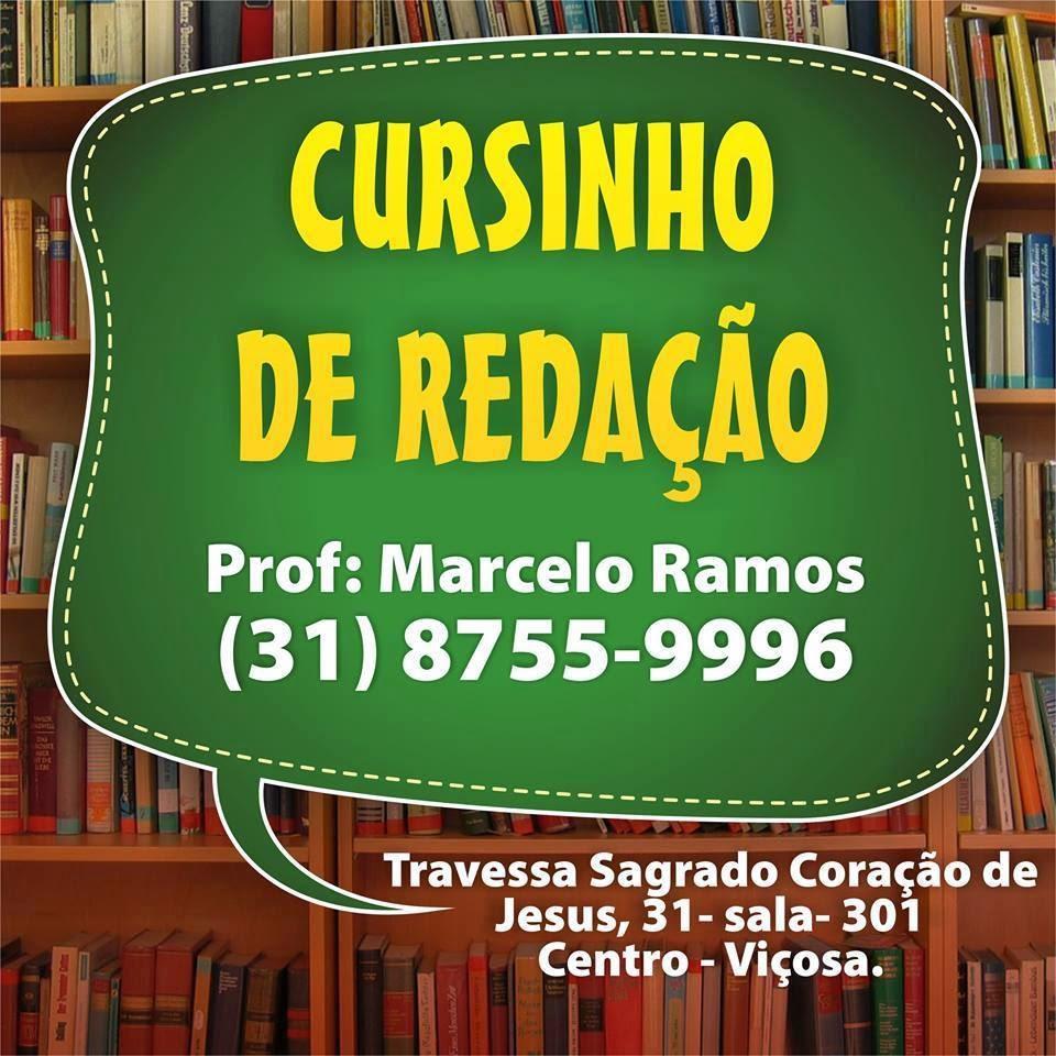CURSINHO DE REDAÇÃO