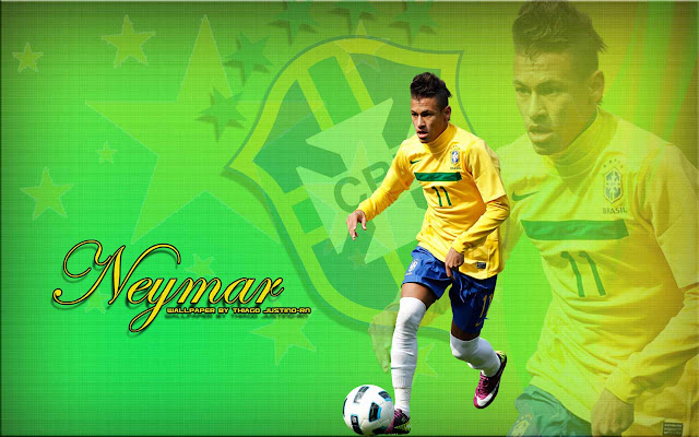 Foto dan Biodata Neymar Da Silva wallpapper